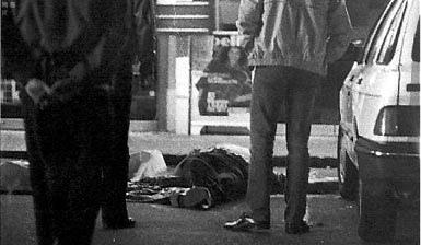 De door de Bende van Nijvel vermoorde bankier Léon Finné.