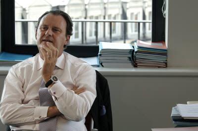 Commissievoorzitter Marc Verwilghen.