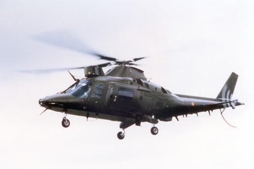 Een Agusta A109.