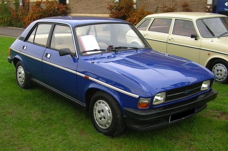 Een Austin-Allegro