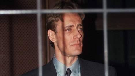 Patrick Haemers tijdens zijn proces.