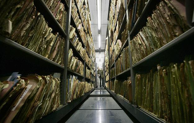 Het beruchte Stasi-archief.
